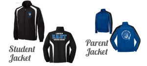 student jacket and parent jacket designs