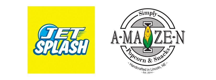 Spring fundraising logos